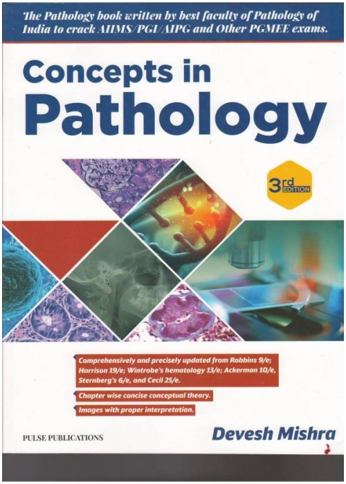 Concepts of Pathology