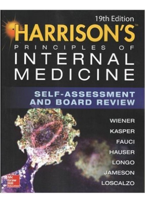 Harrison's Principles of Int Medicine