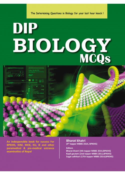 DIP Biology MCQs