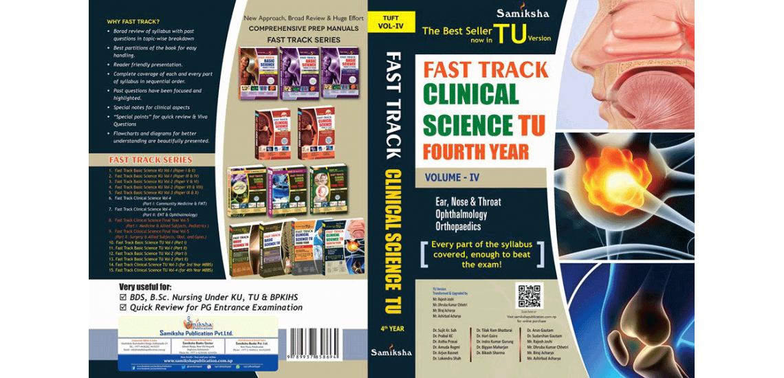 Fast Track Clinical Science TU Fourth Year