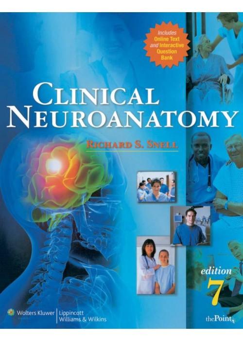 Clinical neuroanatomy-7/e