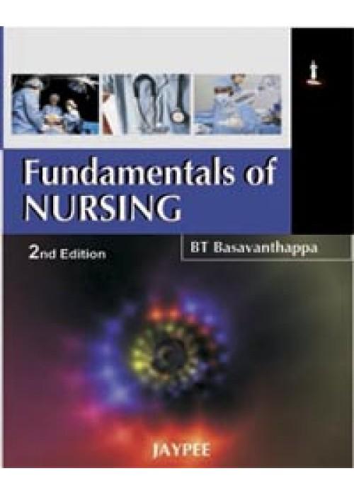 Fundamental of Nursing by BT THAPA