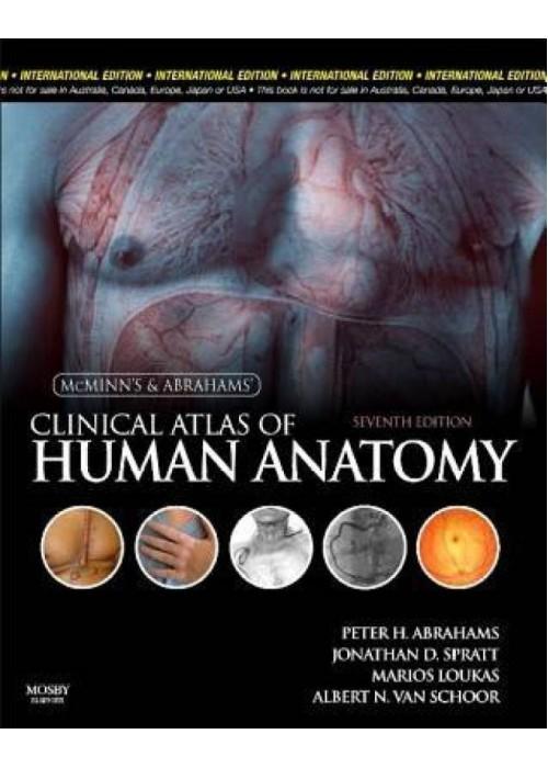 Mcminn And Abrahams Clinical Atlas Of Human Anatomy