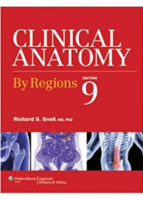 Clinical anatomy by regions 9/e