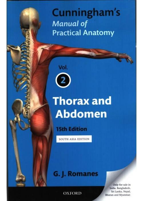 Manual Of Practical Anatomy V 2