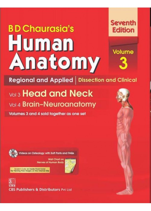 Human Anatomy v-3 7th e