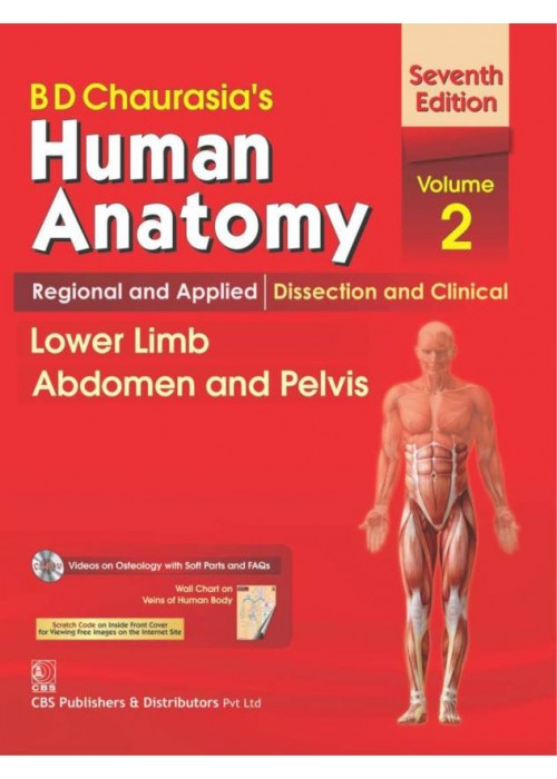 Human Anatomy v-2 7th e