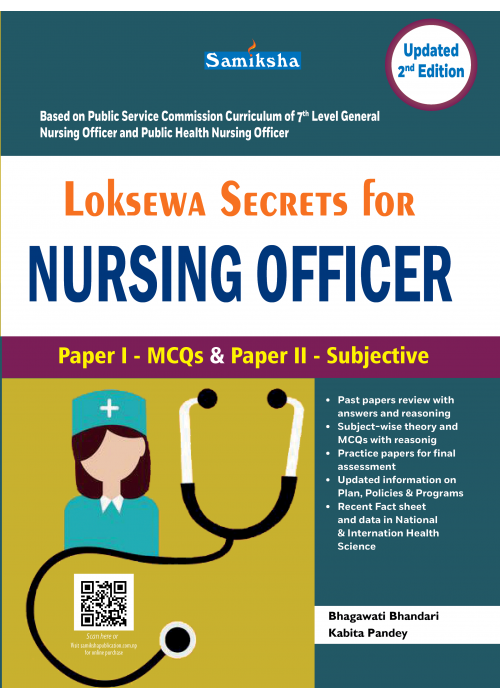 Loksewa Secrets for Nursing Officer