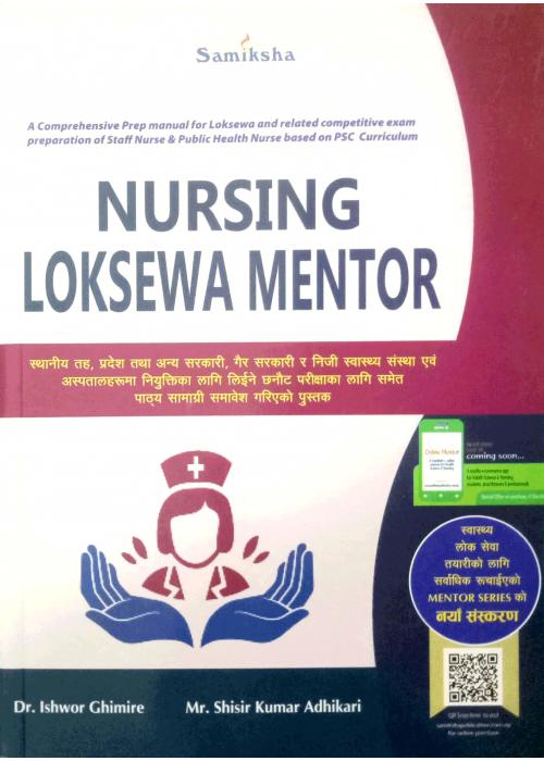 Nursing Loksewa Mentor