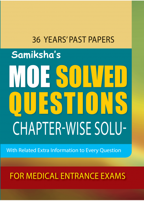 Samiksha's MOE Solved Questions (Chapter-wise Solution)
