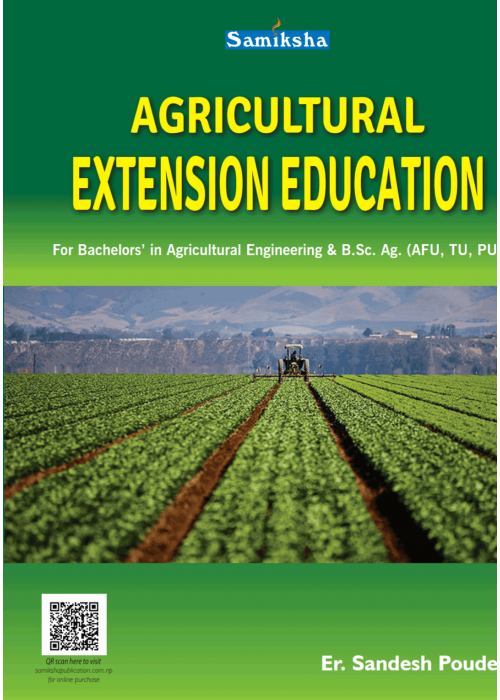Agricultural Extension Education