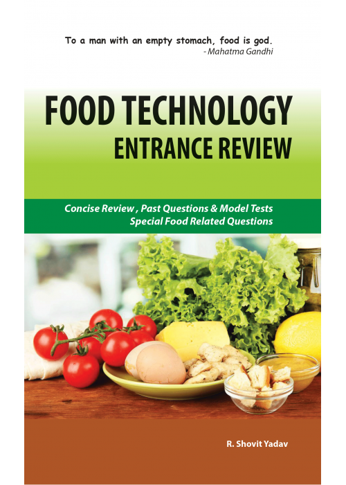 Food Technology Entrance Review