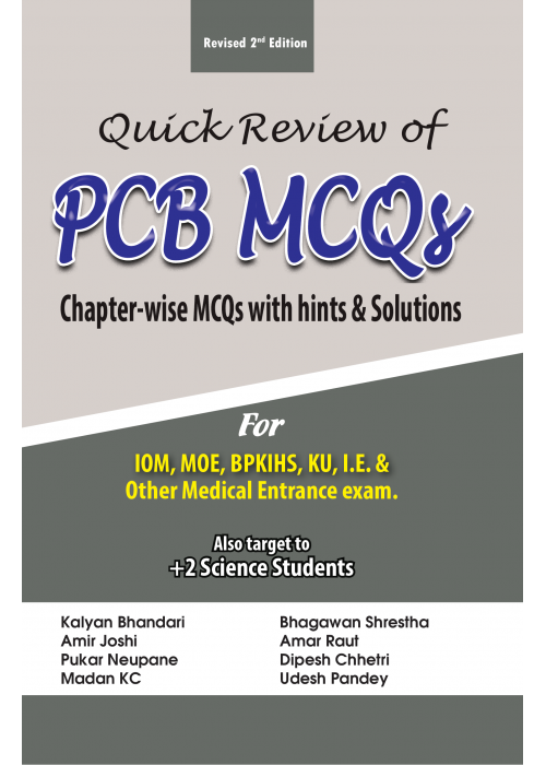 Quick Review of PCB MCQs