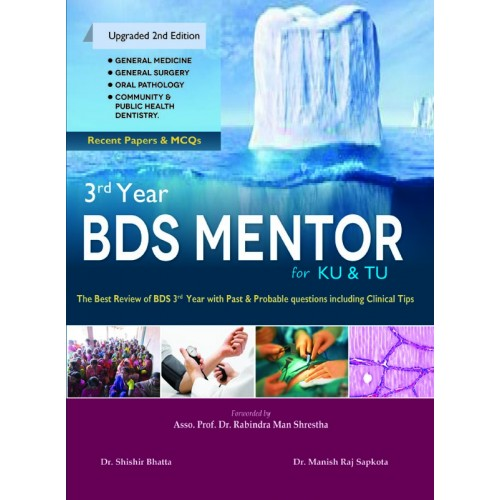 3rd year BDS Mentor