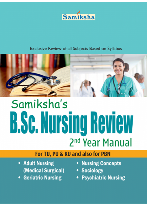 B.Sc.Nursing Review 2nd Year Manual