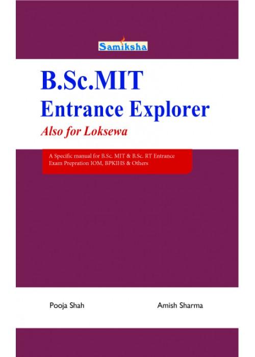 BSc-MIT-Explorer