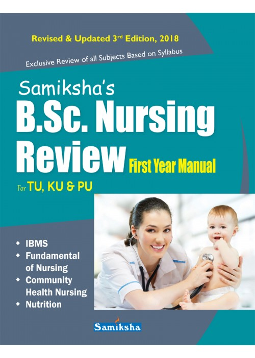 B.Sc.Nursing Review first year manual