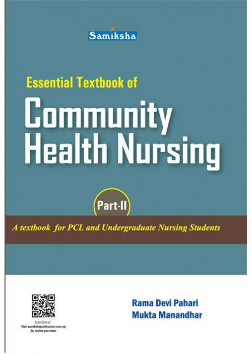 Essential Textbook of Community Health Nursing-2