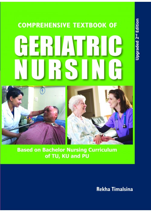 Comprehensive Textbook of Geriatric Nursing