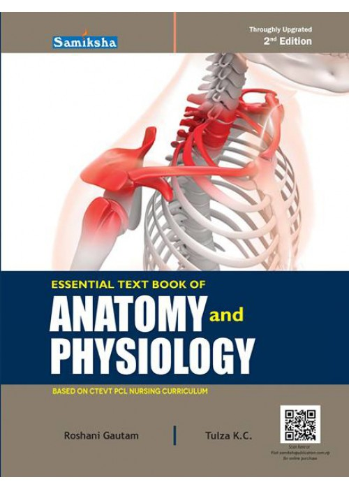 Essential Textbook of Anatomy and Physiology