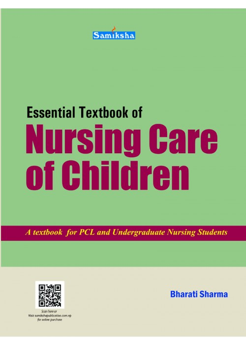 Essential Textbook of Nursing Care of Children
