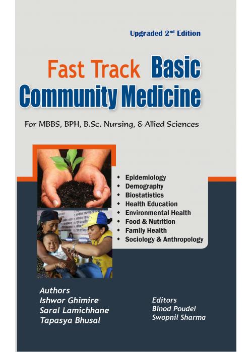 Fast Track Basic Community Medicine