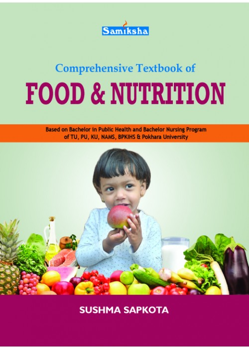 Comprehensive Textbook of Food & Nutrition