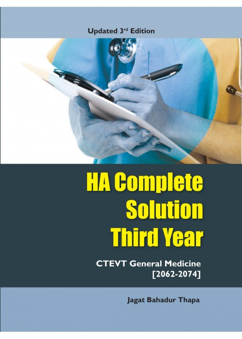 HA Third Year Complete Solution